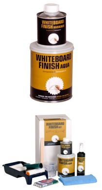 Milacor Whiteboard-Finish Aqua (deckend)